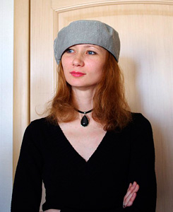 Дизайнер авторских украшений Nataly Lehar